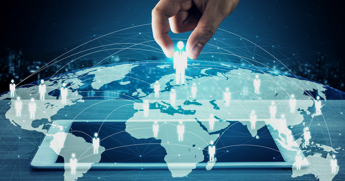 What are the most common challenges related with international hiring?